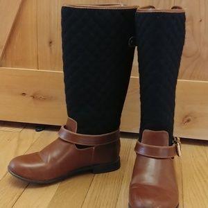 Girls 3 Equestrian Boots Tommy Hilfiger